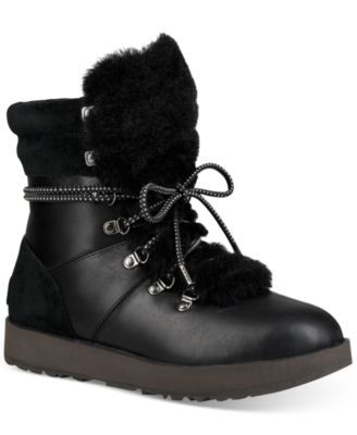 Viki Waterproof Cold-Weather Boots