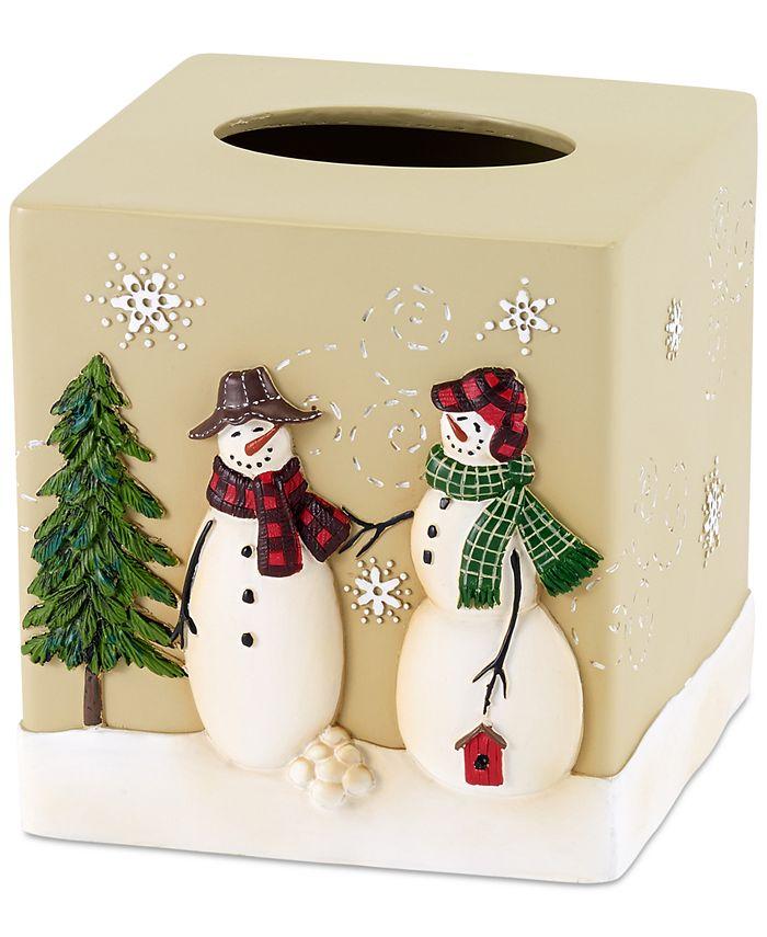 Avanti - Snowman Gathering Tissue Cover