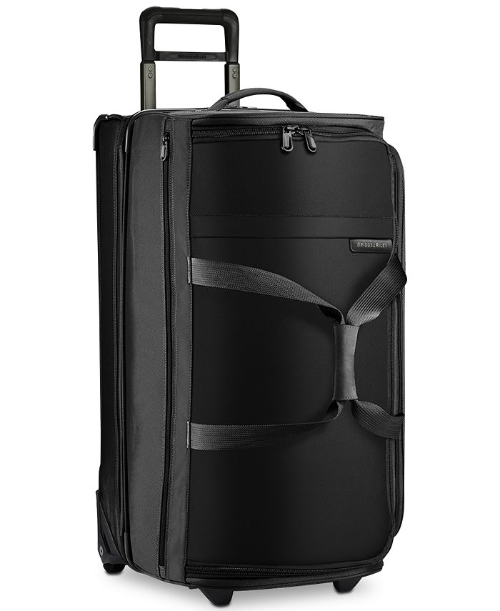 "Briggs & Riley - 29"" Large Upright Wheeled Duffel Bag"