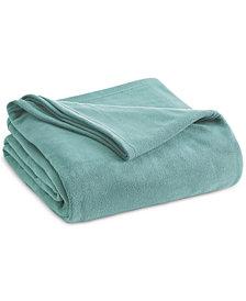 Vellux Brushed Microfleece King Blanket