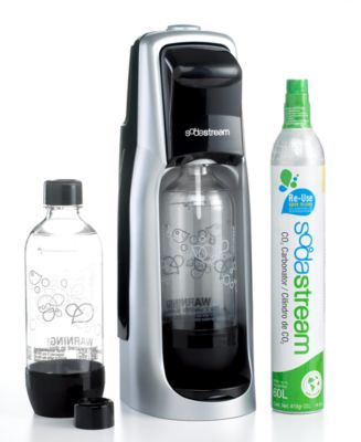 SodaStream JET 10121110, Soda Maker, Starter Kit