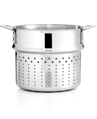 Calphalon Tri-Ply Stainless Steel 6 Qt. Pasta Insert
