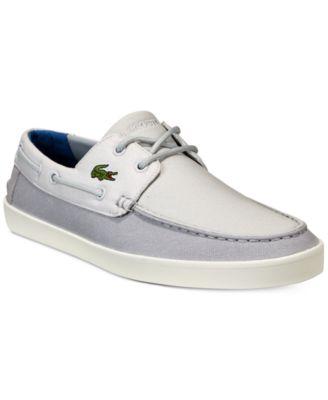 Lacoste Men's Keellson 217 Boat Shoes