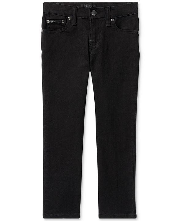 Polo Ralph Lauren Toddler Boys Hampton Straight-Fit Denim Jeans