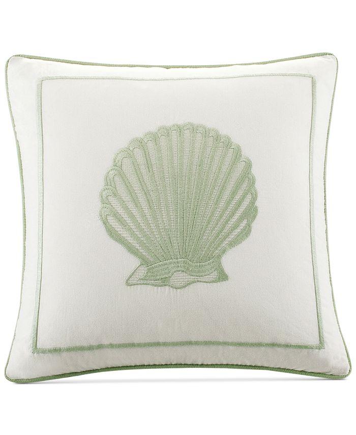 "Harbor House - Brisbane 180-Thread Count 16"" Square Decorative Pillow"