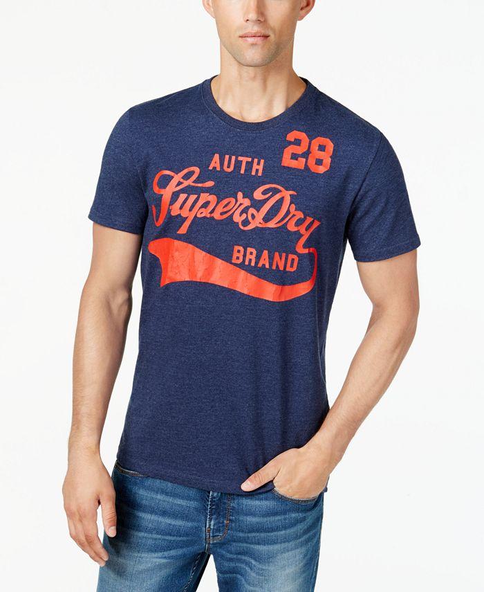 Superdry - Men's Graphic-Print T-Shirt
