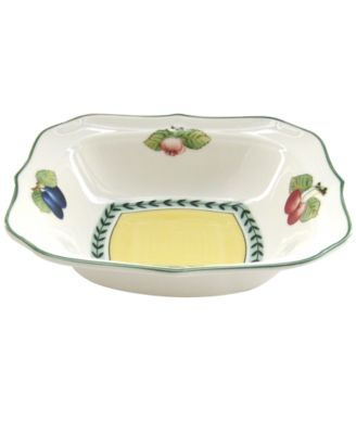 Villeroy & Boch Dinnerware, French Garden Square Individual Salad Bowl