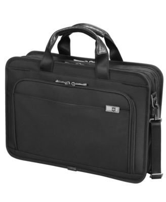"CLOSEOUT! 40% Off Victorinox Architecture 3.0 17"" Lourve Laptop Briefcase"