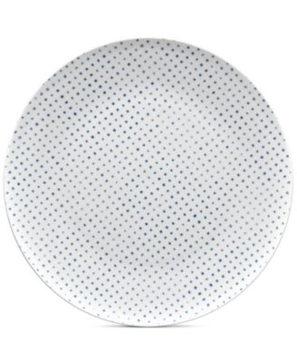 Hammock Coupe Dots Dinner Plate, Created for Macy's