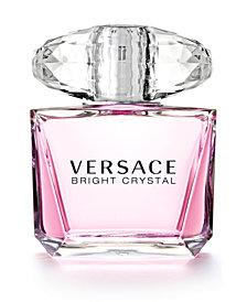 Versace Bright Crystal Eau de Toilette Spray, 6.7 oz