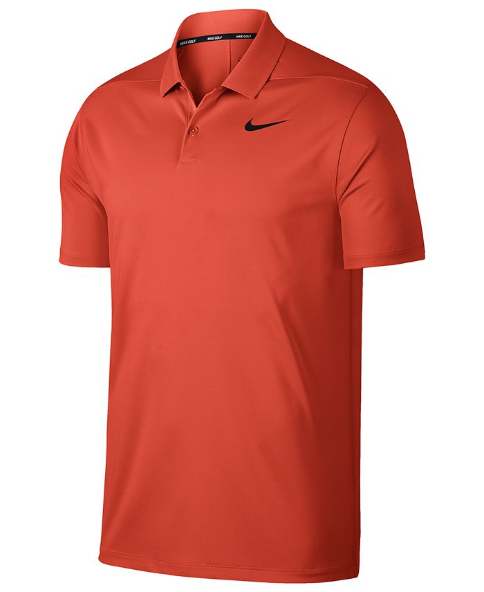 Nike Men's Golf Victory Solid Polo & Reviews - Polos - Men - Macy's