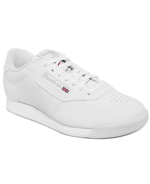 Matrona Th Corte  Reebok Women's Princess Casual Sneakers from Finish Line & Reviews - Finish  Line Athletic Sneakers - Shoes - Macy's