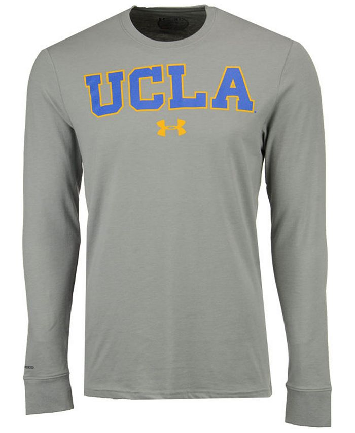 Under Armour - Men's College Classic Charged Cotton Long Sleeve T-Shirt
