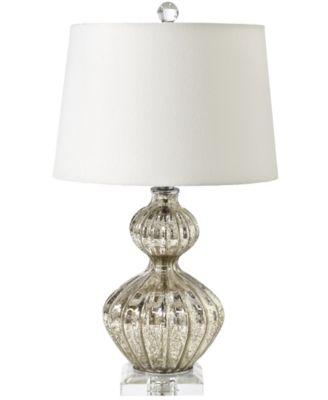 Regina Andrew Glass Ripple Table Lamp