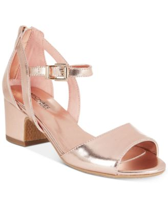 Michael Kors Gemini Jones Dress Sandals