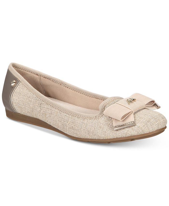 Anne Klein - Alivia Slip-On Ballet Flats