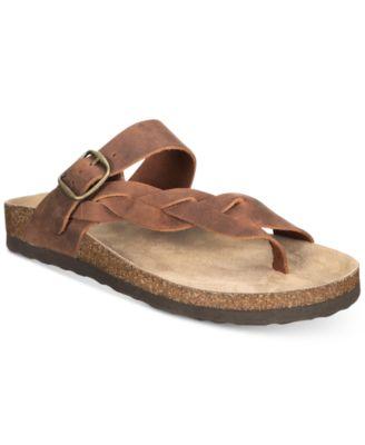Crawford Footbed Sandals
