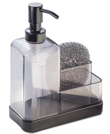 Interdesign Soap Dispenser Sponge Caddy Kitchen Gadgets Kitchen Macy 39 S