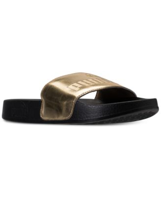 Girls' Leadcat Mirror Slide Sandals