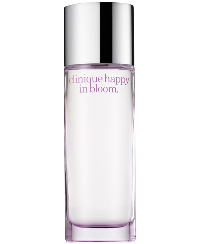 Clinique Happy In Bloom Perfume Spray, 1.7-oz. & Reviews - All Perfume - Beauty - Macy's