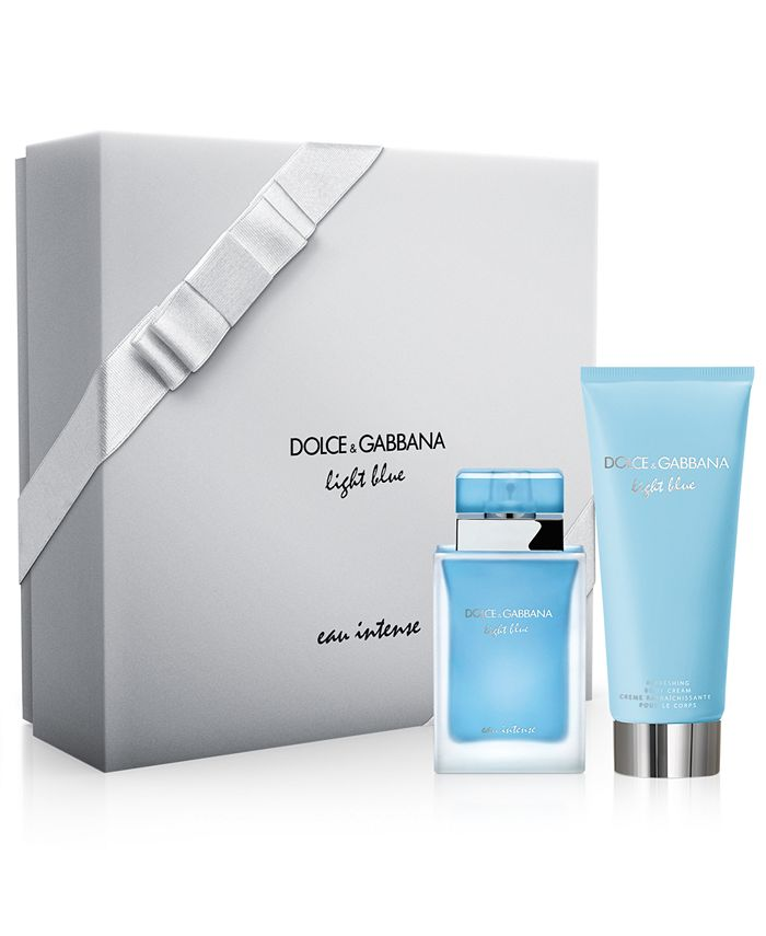 Dolce & Gabbana - DOLCE&GABBANA 2-Pc. Light Blue Eau Intense Gift Set