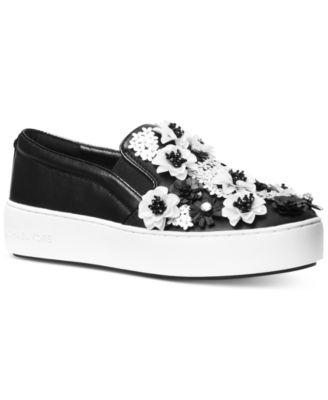 Michael Kors Trent Slip-On Sneakers
