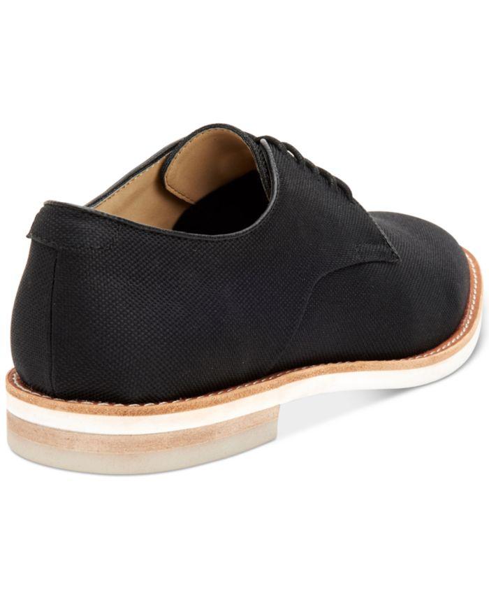 Calvin Klein Men's Aggussie Nylon Oxfords & Reviews - All Men's Shoes - Men - Macy's