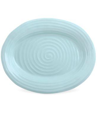 Portmeirion Dinnerware, Sophie Conran Celadon Medium Oval Platter
