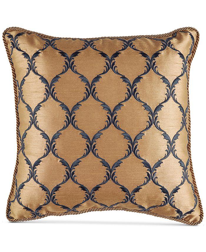Croscill Aurelio 16 X 16 Fashion Decorative Pillow Reviews Decorative Throw Pillows Bed Bath Macy S