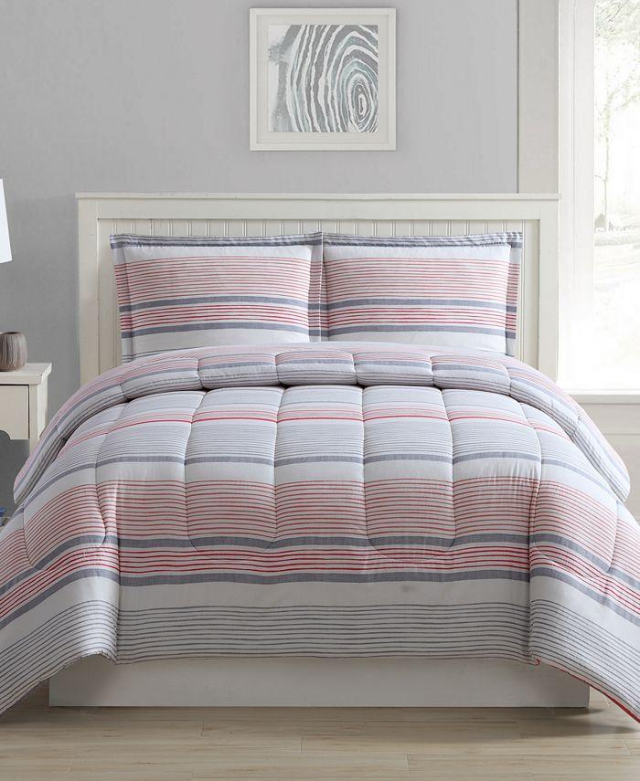 Ellison First Asia - Shilo 2-Pc. Reversible Twin Comforter Set
