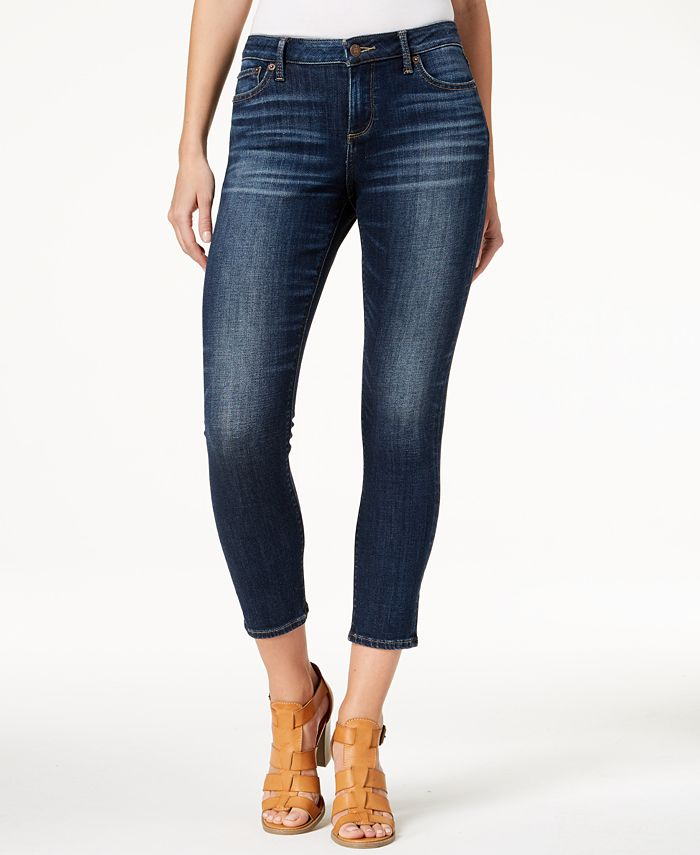 Lucky Brand - Lolita Cropped Skinny Jeans