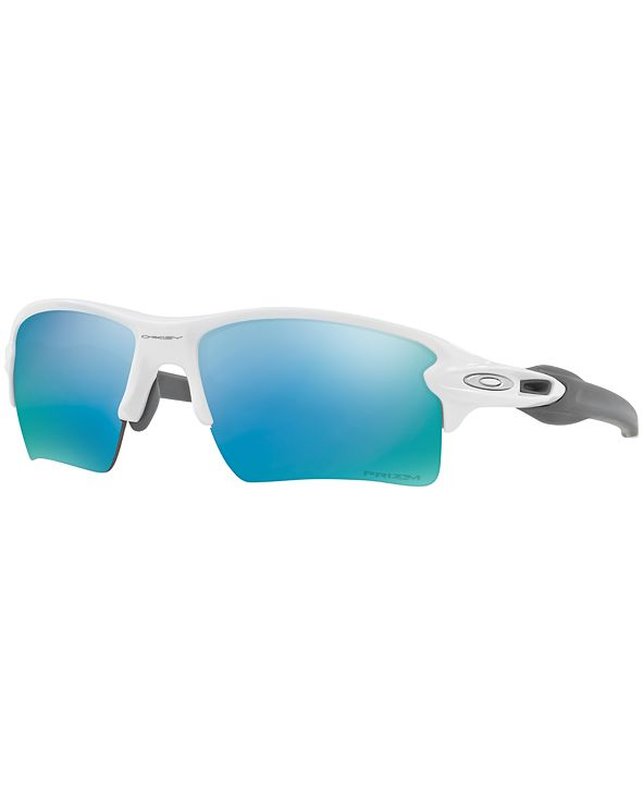 Oakley Polarized Sunglasses, FLAK 2 XL OO9188