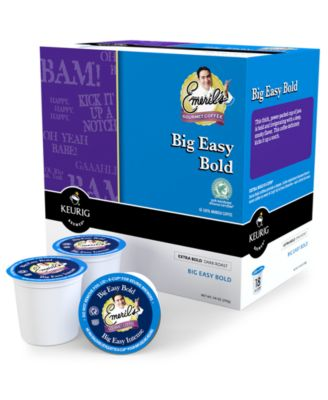 Keurig K-Cup Portion Packs, 108-Count Emeril's Big Bold Easy Coffee Pods