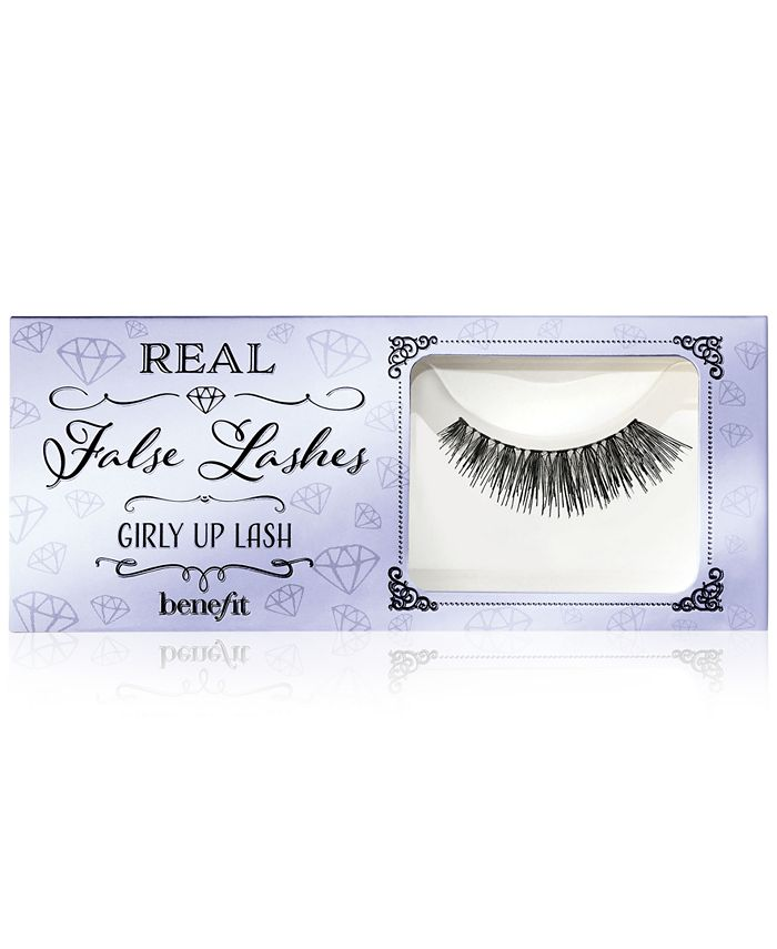 Benefit Cosmetics - Benefit Real False Lashes Girly Up Lash