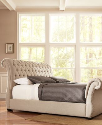Florence King Bed Furniture Macy S