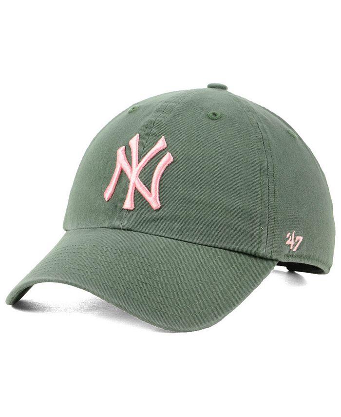 '47 Brand - Moss Pink CLEAN UP Cap