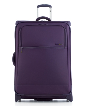 "Delsey Suitcase, 21"" Helium SuperLite Rolling Carry On Upright"