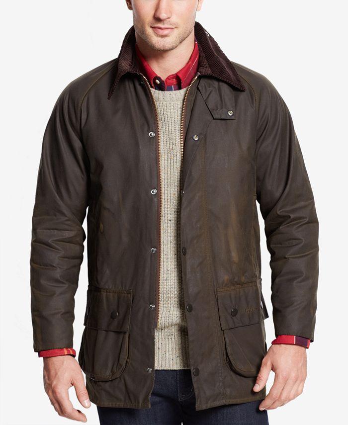 Barbour - Beaufort Waxed Jacket