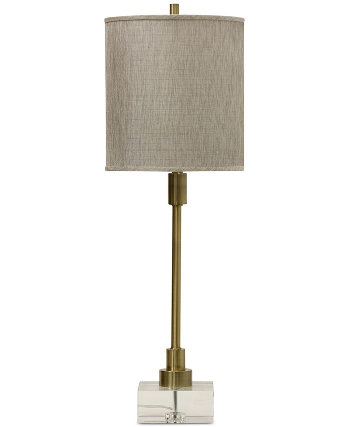 Harp & Finial - Lenox Table Lamp