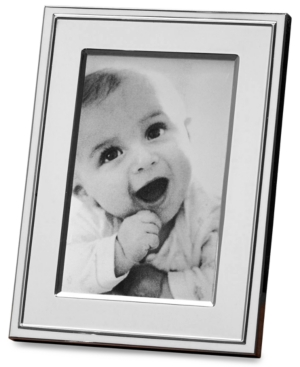 """Waterford """"Classic"""" Picture Frame, 4 x 6"""""""