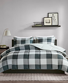 Madison Park Essentials Barrett 3-Pc. King/California King Comforter Set