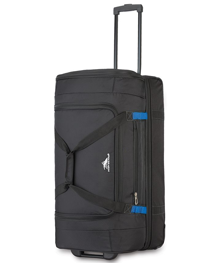 "High Sierra - 28"" Wheeled Drop-Bottom Duffel Bag"
