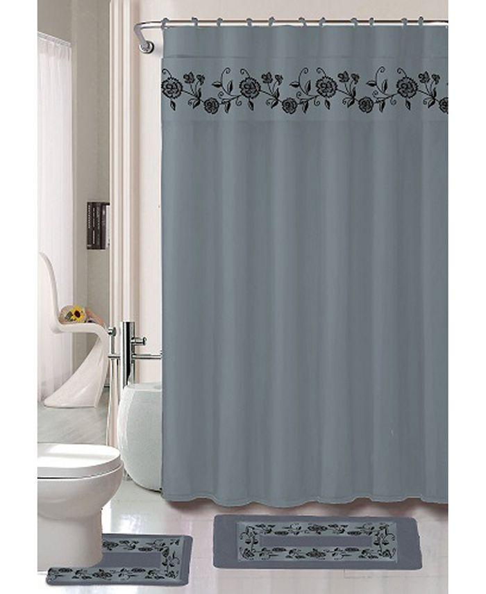 Popular Bath - Vera 18-Pc. Shower Set