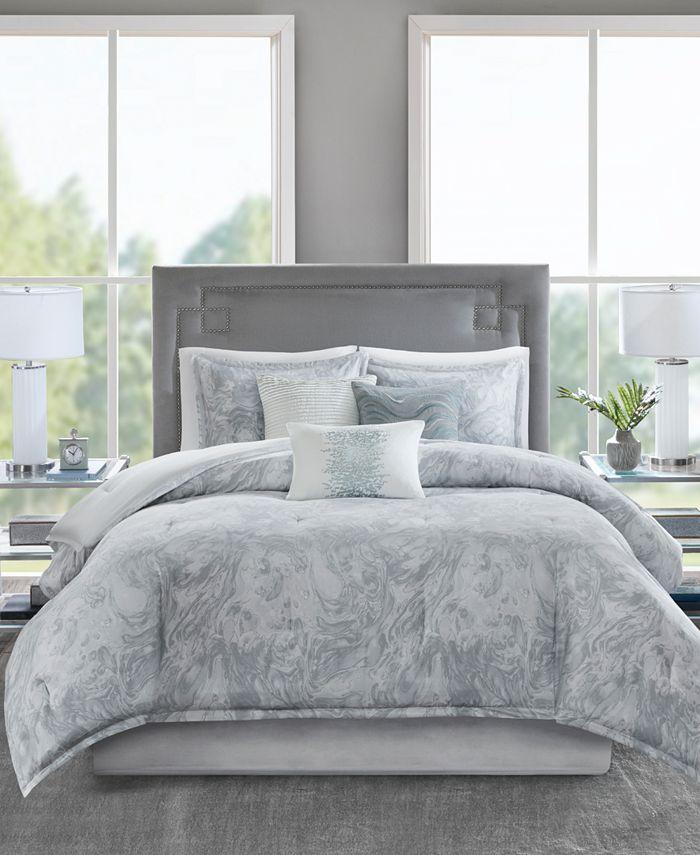 Madison Park - Emory 7-Pc. California King Comforter Set