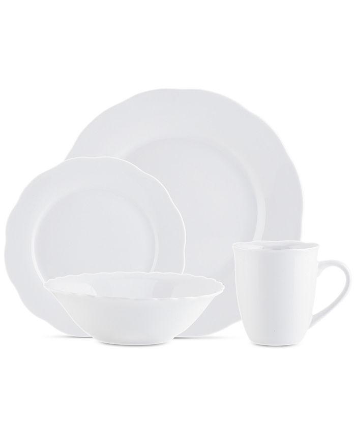 Godinger - Inglernook 16-Pc. Dinnerware Set, Service for 4