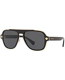 Versace Polarized Sunglasses, VE2199 56
