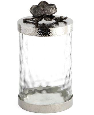 Michael Aram Black Orchid Medium Canister