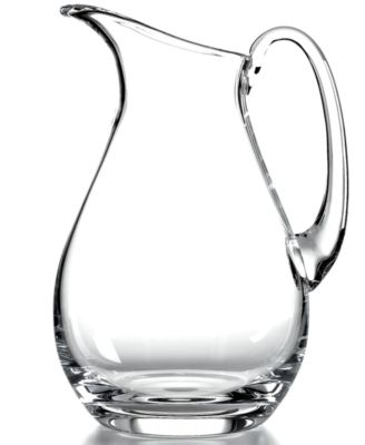 The Cellar Glassware, Premium Belly Pitcher