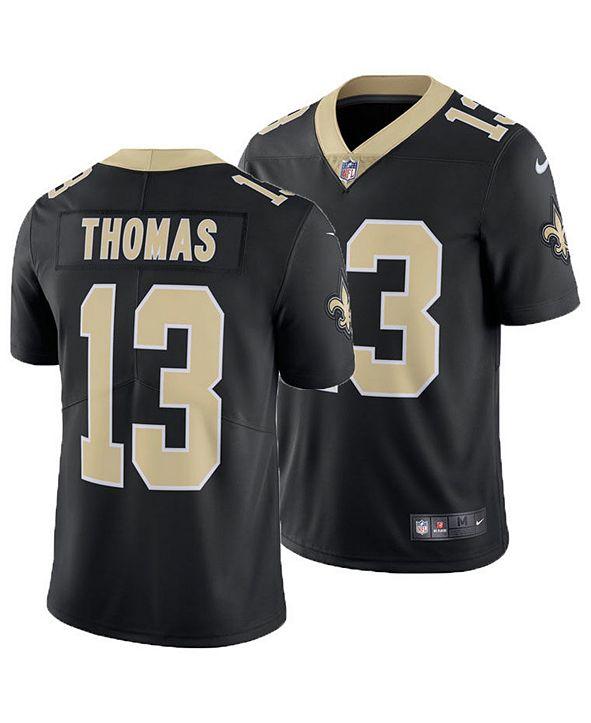 Nike Men's Michael Thomas New Orleans Saints Vapor Untouchable Limited Jersey