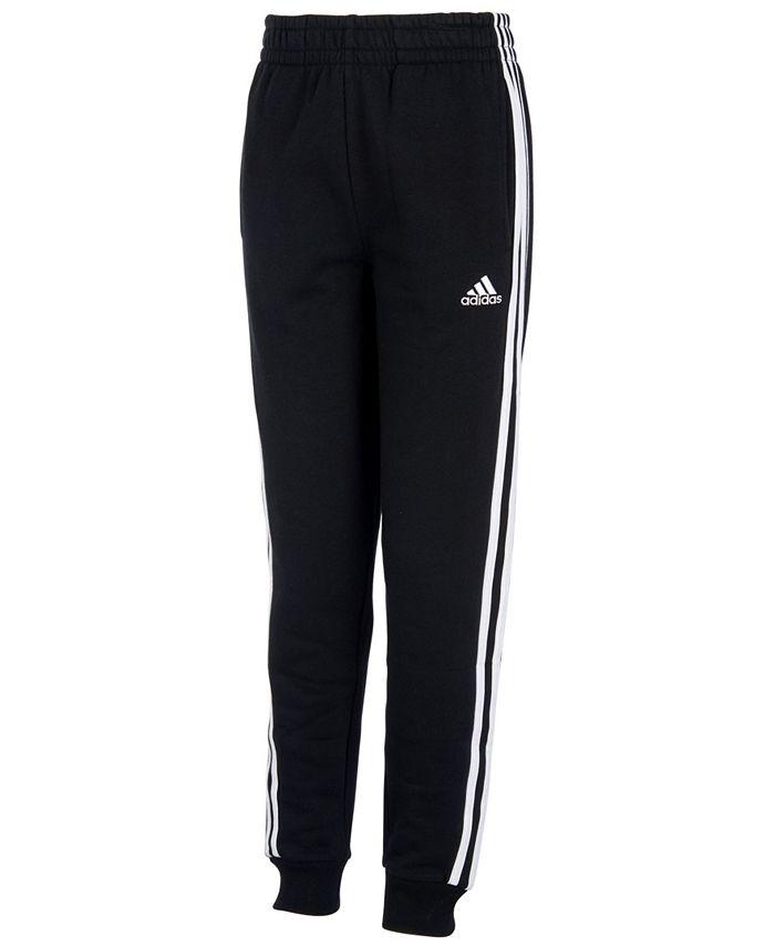 adidas - Big Boys Iconic Tricot Jogger Pants